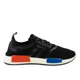 Crna sportska obuća MD01A-1
