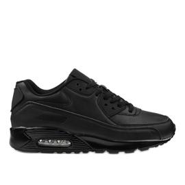 Crna sportska obuća W26-1