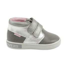 Velcro cipele Mazurek 1355 siva