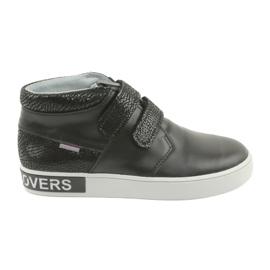 Mazurek Crne čizme FashionLovers crna