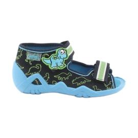 Befado zelena dječja obuća 250P088