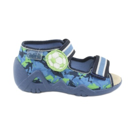 Befado žute dječje cipele 350P002