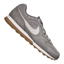 Siva Cipele Nike Md Runner 2 Suede M AQ9211-002