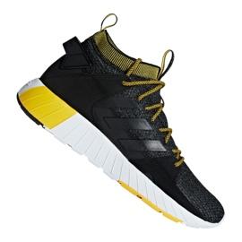 Crna Cipele Adidas Questarstrike Mid M G25773