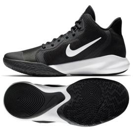 Nike Precision Iii M AQ7495 002 košarkaške cipele crne