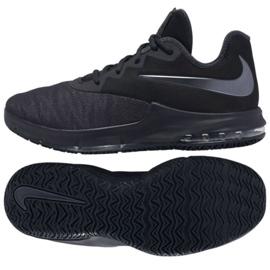Nike Air Max Infuriate Iii Low WM AJ5898 007 cipele crne