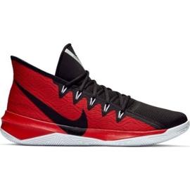 Nike Zoom Evidence Iii M AJ5904 001 cipele crne i crvene boje