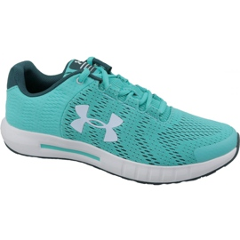 Under Armour plava Pod tenisicama za oklop Bp Jr 3022092-300