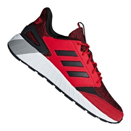 Crvena Cipele Adidas Questarstrike M G25772