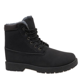 Crna Crne izolirane planinarske cipele 7M500A