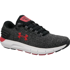Under Armour siva Pod tenisicama Armor Charged Rogue Twist M 3021852-001