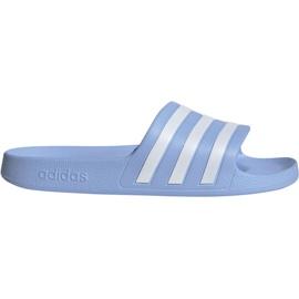 Plava Papuče Adidas Adilette Aqua W EE7346