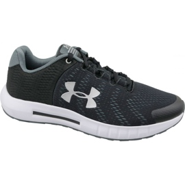 Under Armour crna Pod tenisicama za oklop Bp Jr 3022092-001