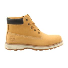 Big Star Trekking sportske cipele žuti