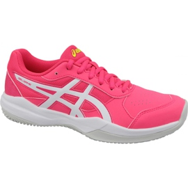 Roze Tenisice Asics Gel-Game 7 Clay / Oc Jr 1044A010-705