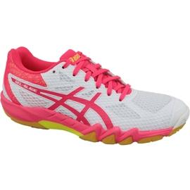 Asics Gel-Blade 7 M 1072A032-100 cipele za squash bijela bijela