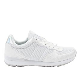 Bijela muška sportska obuća 5535A-1