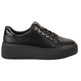 Kylie crna Sportske cipele na platformi