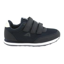 American Club Mornaričke sportske cipele američkog kluba WT25 mornarica