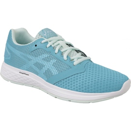 Plava Asics Patriot 10 W 1014A025-400 tenisice za trčanje