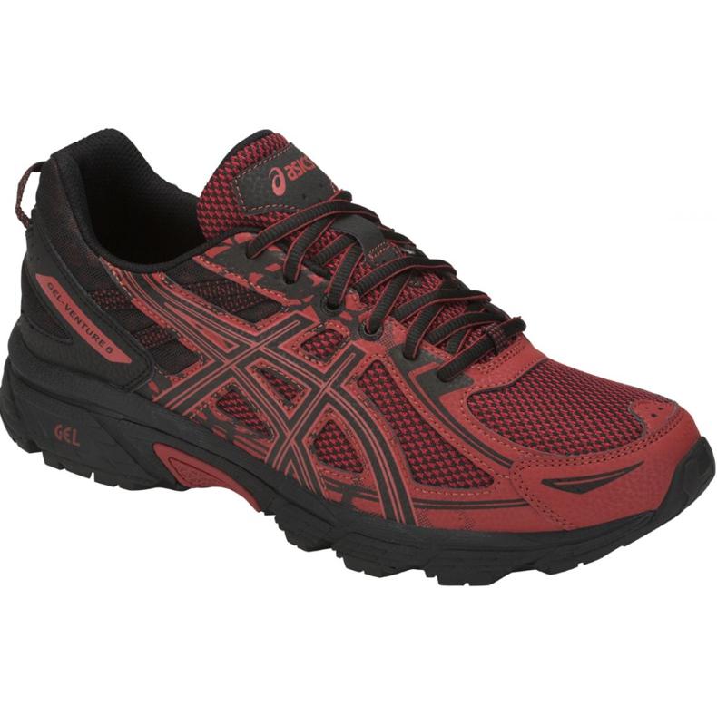 Cipele za trčanje Asics Gel-Venture 6 M T7G1N-800 crvena