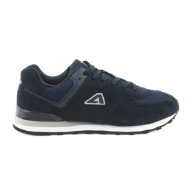 American Club Sportski cipeli američkog kluba jogging HA27 mornarica