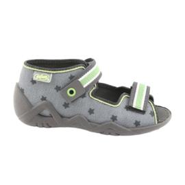 Befado žute dječje cipele 250P086