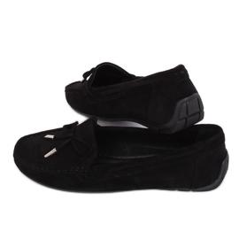 Crna Crne ženske maramice R812 crne
