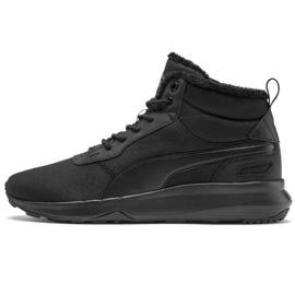 Crna Puma Activate Mid Wtr M 369784 01 cipele crne