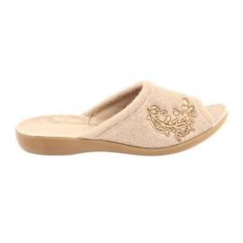 Smeđ Befado ženske cipele pu 256D013