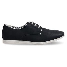 Crna Ležerne cipele Casual 1631 crne