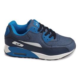 Trenirke tenisice Air Max B306A-47 BLUE plava
