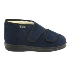 Befado ženske cipele pu 986M010 mornarica