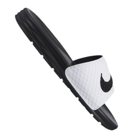 Papuče Nike Benassi Solarsoft Slide 705474-100
