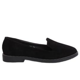 Crna Crni loaferi N90 Crni