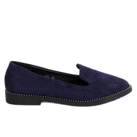 Mornarica N90 Blue mornarsko plave loafers loafers