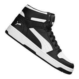 Crna Cipele Puma Rebound LayUp Jr 370486 01