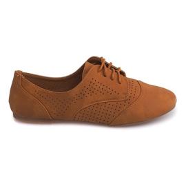 Smeđ Drevne jazz cipele niske 219 deve