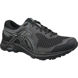 Crna Cipele za trčanje Asics Gel-Sonoma 4 G-TX W 1012A191-001