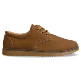 Klasične cipele cipele 1307 Camel smeđ