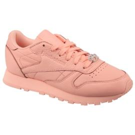 Roze Reebok Classic Leather W BS7912 cipele