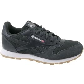 Siva Reebok Cl Leather Estl U CN1142 cipele