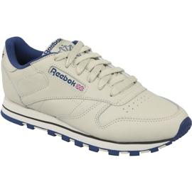 Bijela Reebok Classic Lthr W 28413 cipele