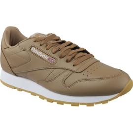 Smeđ Reebok Classic Lthr M CN5768 cipele