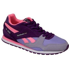 Purpurna boja Reebok Gl 3000 Sp Jr BD2439 cipele