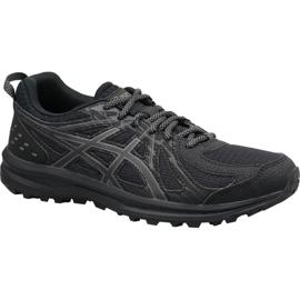 Crna Cipele za trčanje Asics Frequent Trail W 1012A022-001