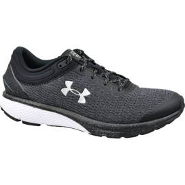 Under Armour siva Under Armor Charged Escape 3 M 3021949-001 tenisice za trčanje