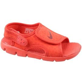 Sandale Nike Sunray Adjust 4 Ps Jr 386518-603 crvena