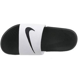Papuče Nike Kawa Slide Gs / Ps 819352-100 bijela