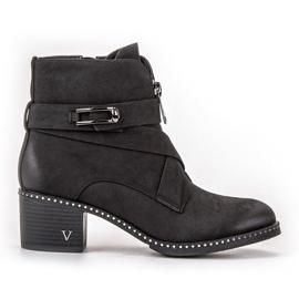 Vinceza Moderan čizme u baru crna